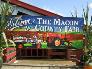Cover photo for Exhibiting Fruits & Vegetables at the Macon County Fair