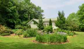Gardens at the Macon County Environmental Center