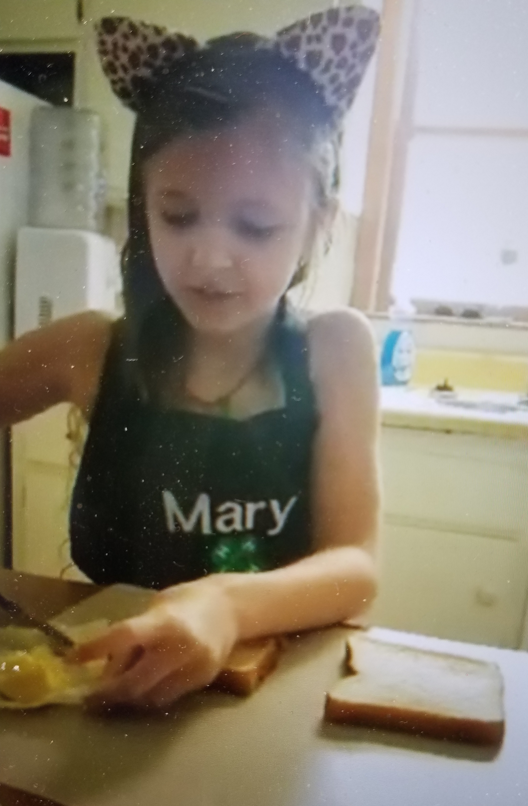 4-H Cooking Up Confidence kids