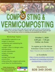 Composting and Vermicomposting