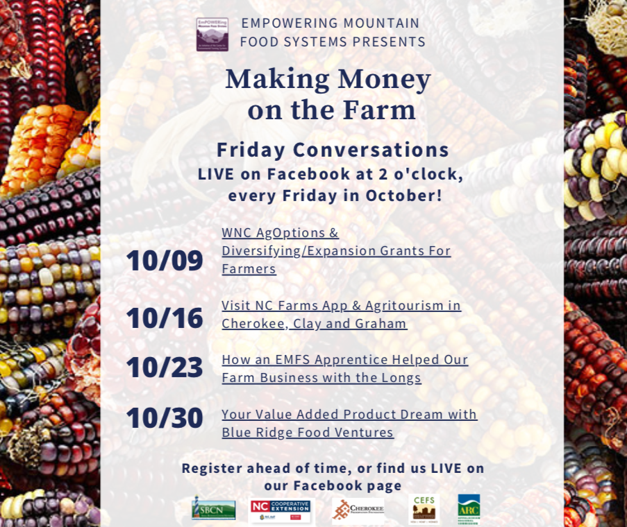 EmPowering Mountain Food Systems Flyer