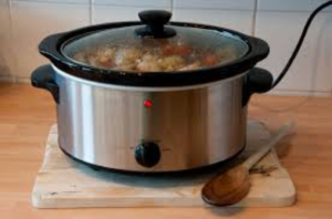Cover photo for Keeping Foods Safe in a Slow Cooker