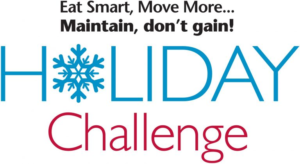 Cover photo for Holiday Challenge - Eat Smart, Move More!