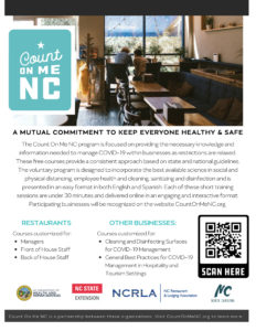 Count on me NC Flyers