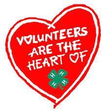 Volunteers heart of 4-H