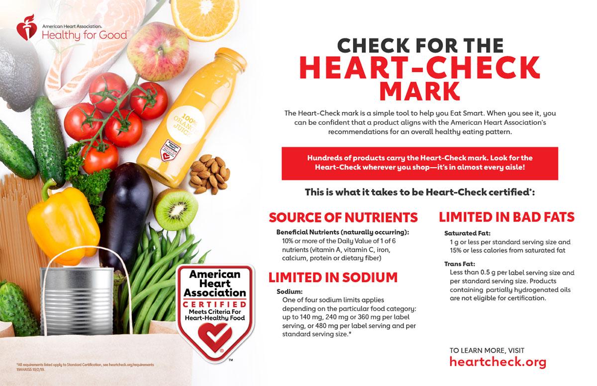 Heart Check Mark