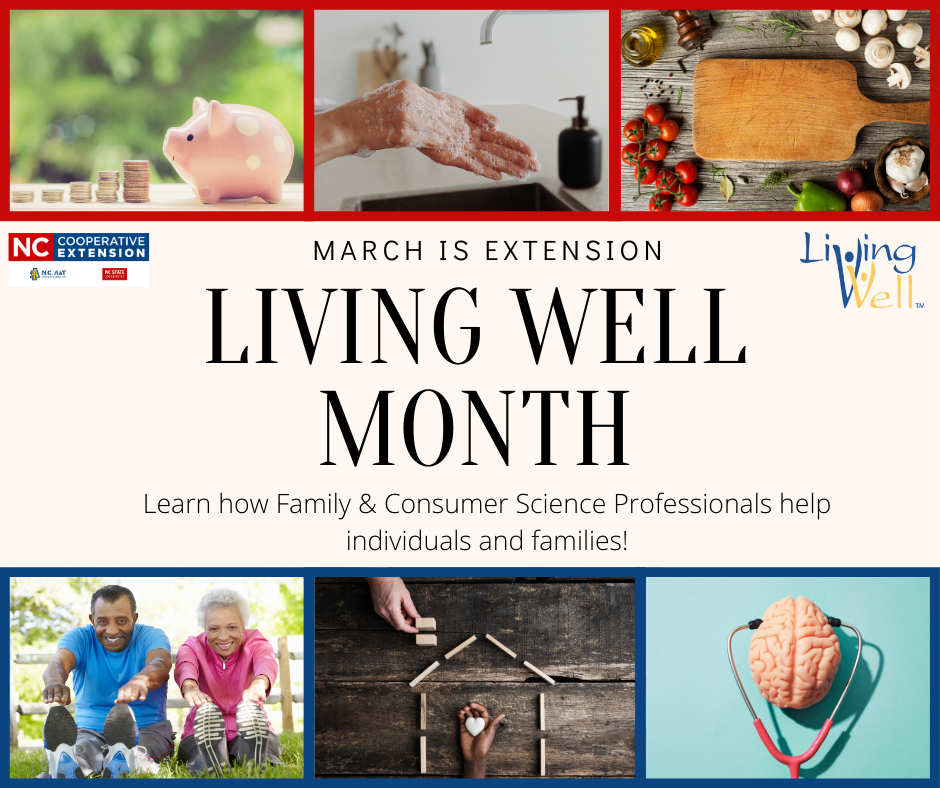 What is Living Well Month
